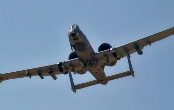 US Fighter Jet 'Accidentally' Drops Bombs On Michigan