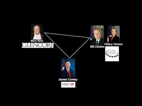 Glencore: The Criminal Conspiracy Behind The Clinton Machine