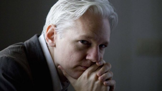 President Trump should award Julian Assange of WikiLeaks the Presidential Medal of Freedom for his contribution to the security and national interests of the U.S.