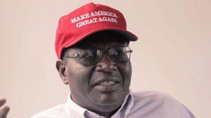 Malik Obama, Barack's brother, slams mainstream media for publishing 'fake news'
