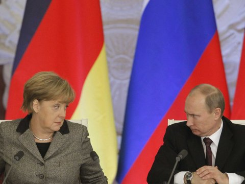 Russian Hackers Might Derail German Elections Says Merkel