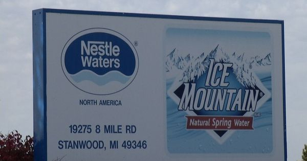 Nestle After More Groundwater As Plant Expands In Michigan - News Punch