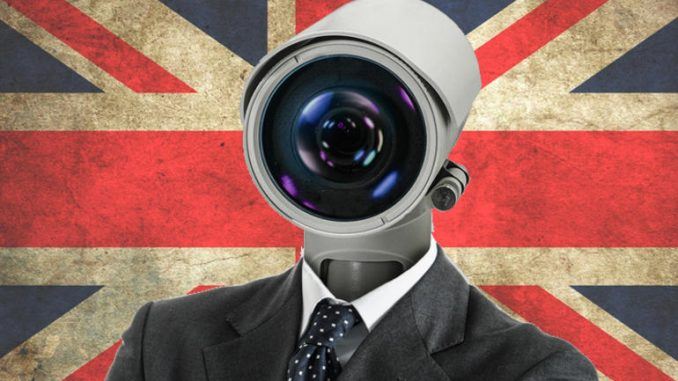 Internet privacy in the UK now considered worse than China