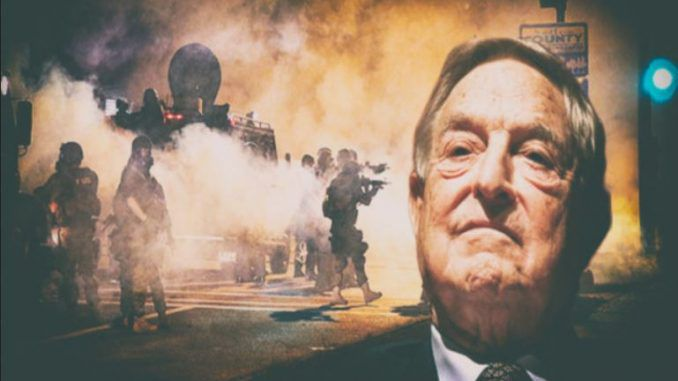 George Soros & BLM Sued By Father Of Slain Dallas Cop