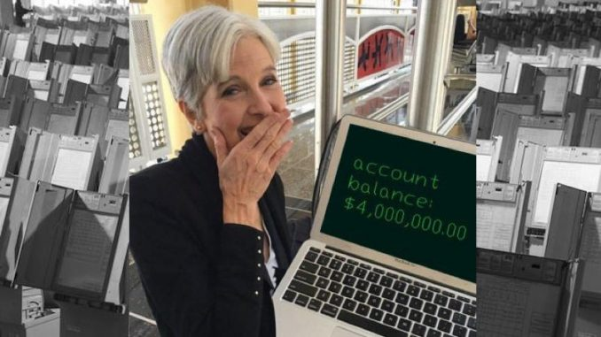 Jill Stein may pocket $4 million worth of donations as Pennsylvania recount denied