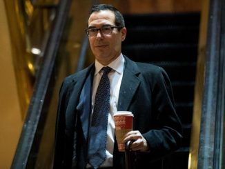 Trump Picks Goldman Sachs Banker For Treasury Secretary