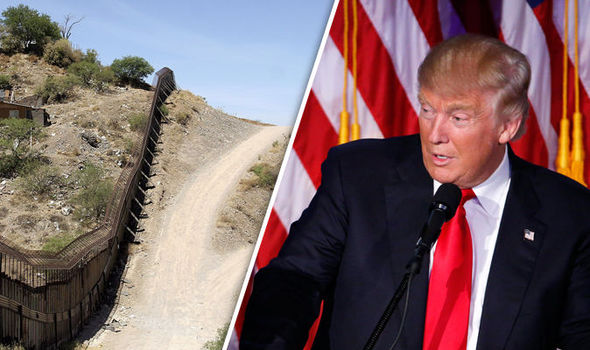 Mexican Company Offers To Build Trump's Wall