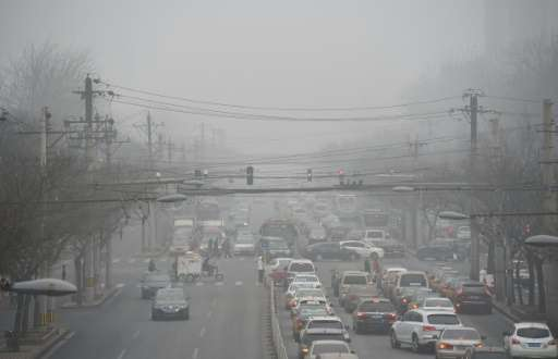 Beijing Issues Red Alert Over Severe Air Pollution