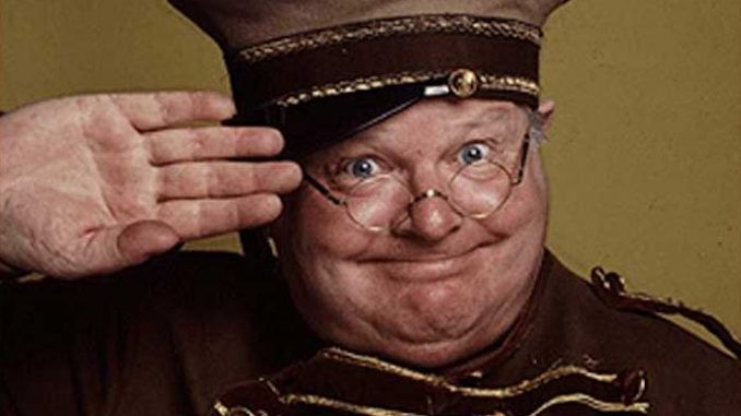 "The Benny Hill Show is to be banned from U.K. screens as ""offensive, obscene pornography"" under a controversial new British law."