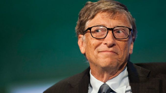 Bill Gates Launches $1 Billion Fund To Fight Climate Change