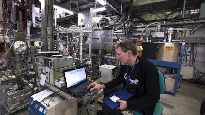 CERN scientists make antimatter discovery