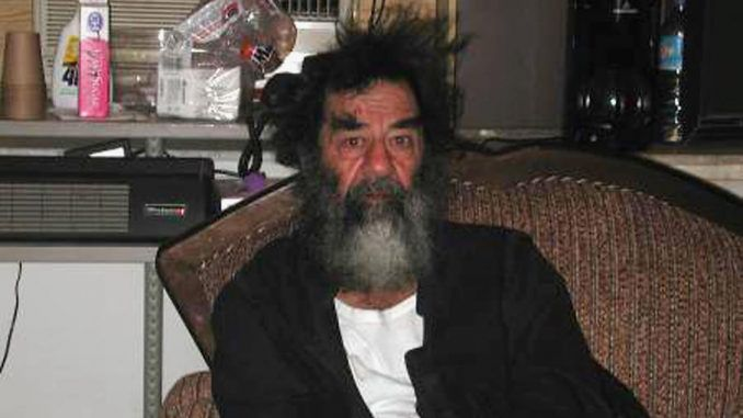 A CIA agent who captured Saddam Hussein ten years ago has revealed that what the US told the public about the former Iraqi leader was a lie.