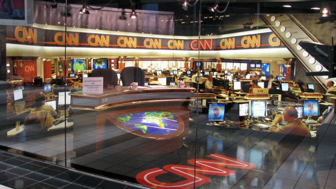 CNN, the network so thoroughly exposed by WikiLeaks as a propaganda mouthpiece of the establishment, have recorded their lowest ratings since records began.