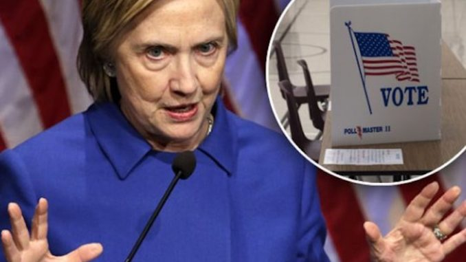 Wisconsin recount uncovers evidence of rigged election in favor of Hillary Clinton