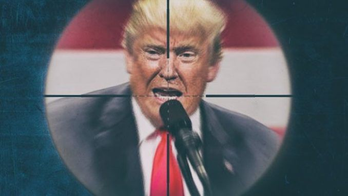 Dark web Trump assassination plot uncovered