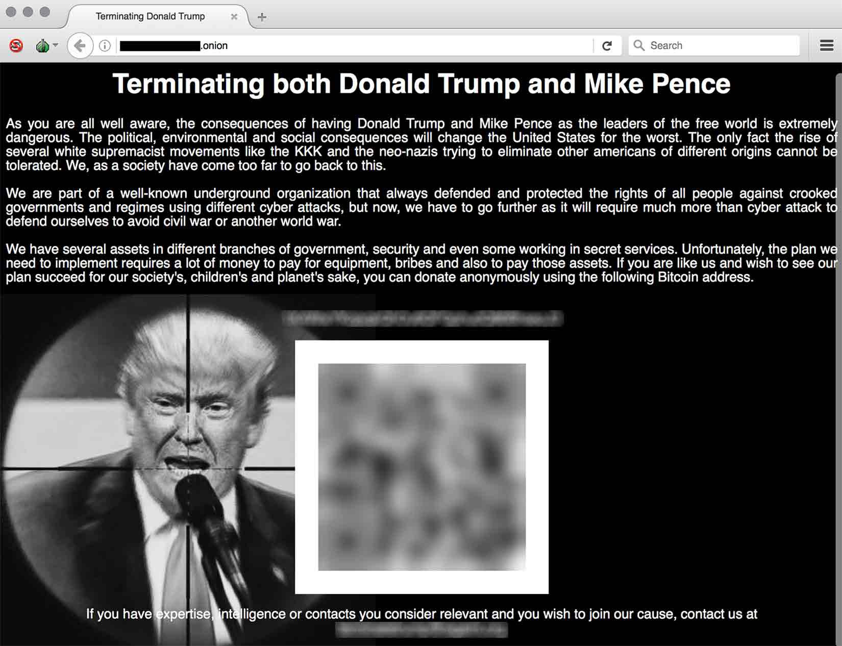 darkweb-assasination-trump-site