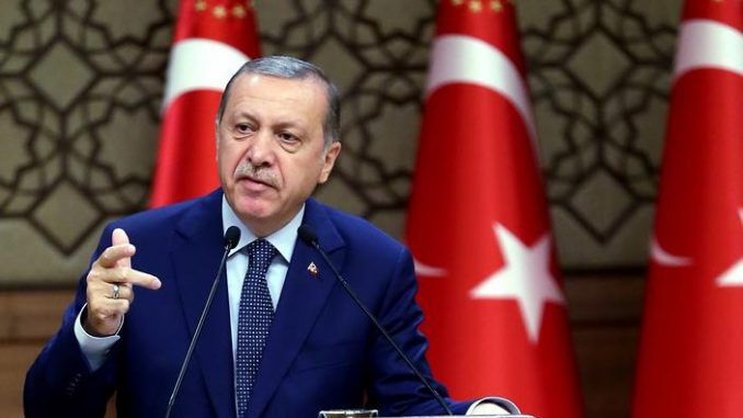 US-Led Coalition Is Supporting Terrorists In Syria Says Erdogan