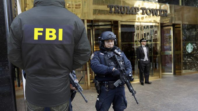 FBI agents have their holiday leave cancelled as they prepare to counter CIA coup attempt against Donald Trump
