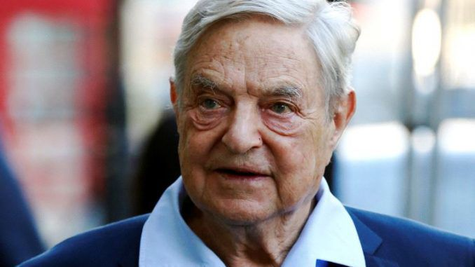 George Soros has announced that China must lead the New World Order, replacing the United States as the world's economic superpower.