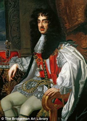 Medicinal cannibalism: Both Queen Mary II and her uncle King Charles II both took distilled human skull on their deathbeds in 1698 and 1685 respectively, according to Dr Sugg.