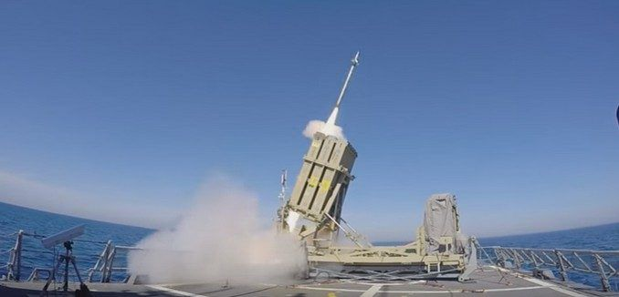 Congress Approves $600 Million For Israel Missile Defense