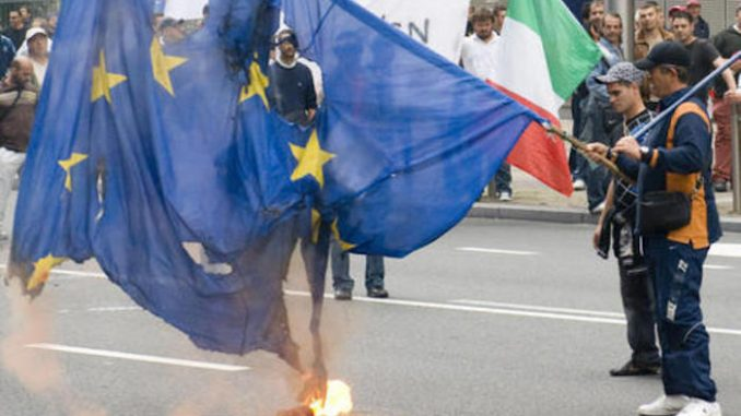 Italy looks set to leave the European Union