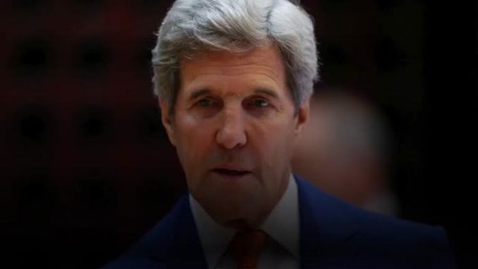 John Kerry suggests that intel suggesting Russian hackers influenced the U.S. elections may be fake