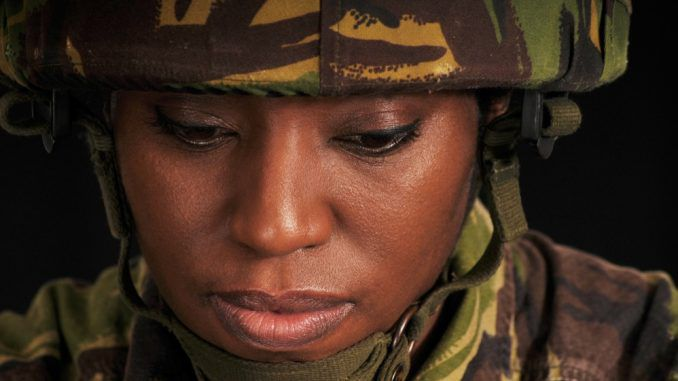 Obama supports bill that would force women to do military service in the U.S.