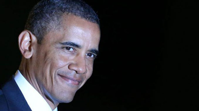 Barack Obama, the president who promised change, has become the first Nobel Peace Prize winner to bomb seven different countries back to the Stone Age.