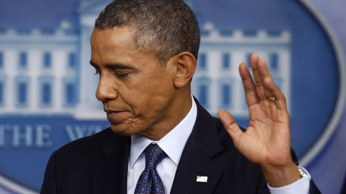 President Obama is forced to admit that Russia did not hack or influence the US elections