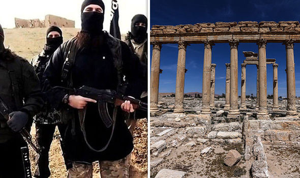 Senator: US Led Coalition Knew ISIS Were Advancing To Palmyra