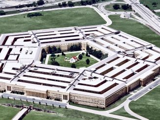 A video of a top secret presentation at the Pentagon with details of a vaccine to change the genetic make-up of a potential terrorist.