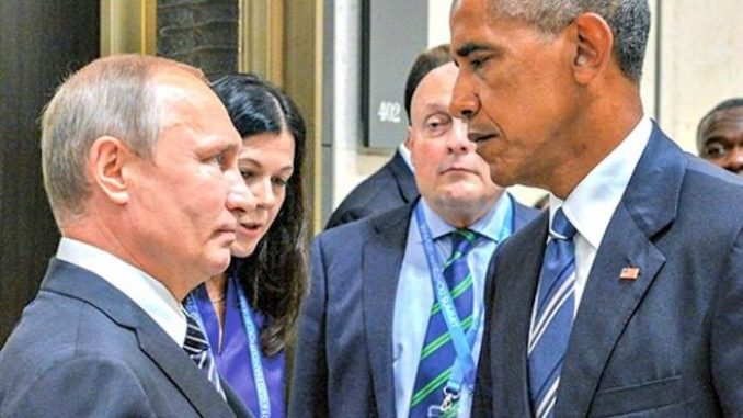 Putin tells Obama to provide proof that Russia hacked the US elections