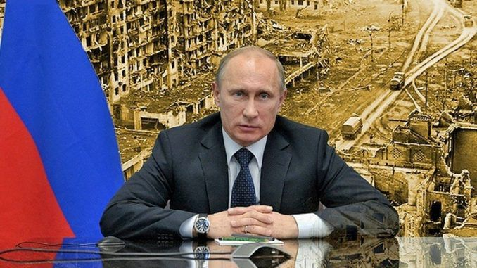 Vladimir Putin says the assassination of a Russian ambassador in Turkey was a false flag designed to undermine and destabilise the Syrian peace process