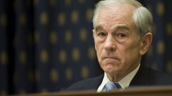 Rep. Ron Paul accesses the US government of meddling in elections all the time