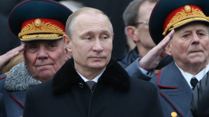Vladimir Putin puts Russian military on full alert as Obama issues 'christmas threat'