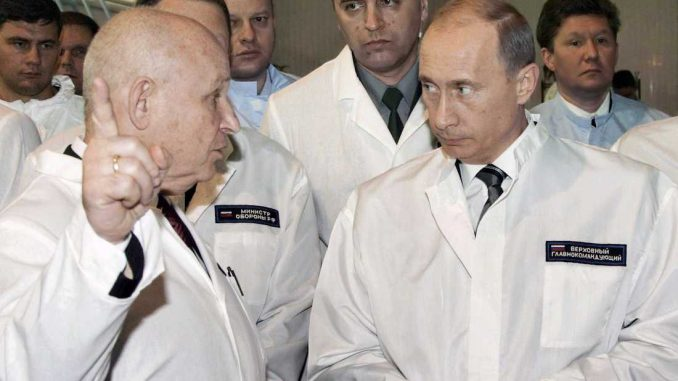 Russian scientists develop revolutionary technology that turns lead into gold