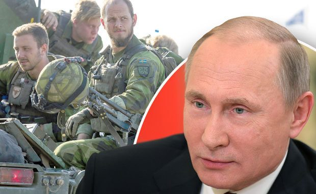 Sweden Told To Prepare For War With Russia