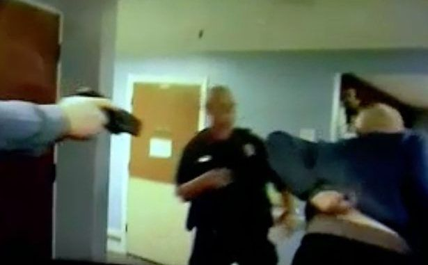 Video Shows Officer Using Taser On 91 Yr Old Man At Nursing Home
