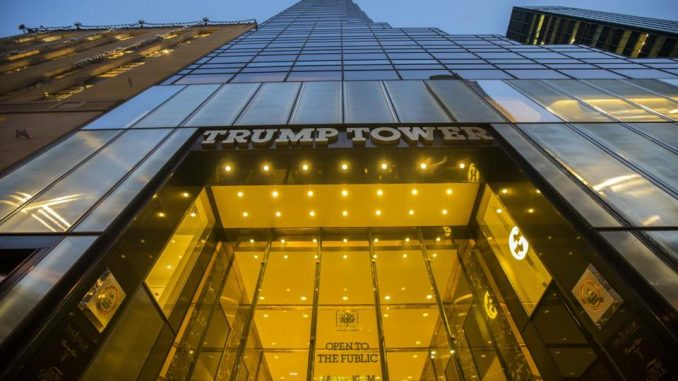 "Trump Tower Evacuated Over ""Suspicious Package"""