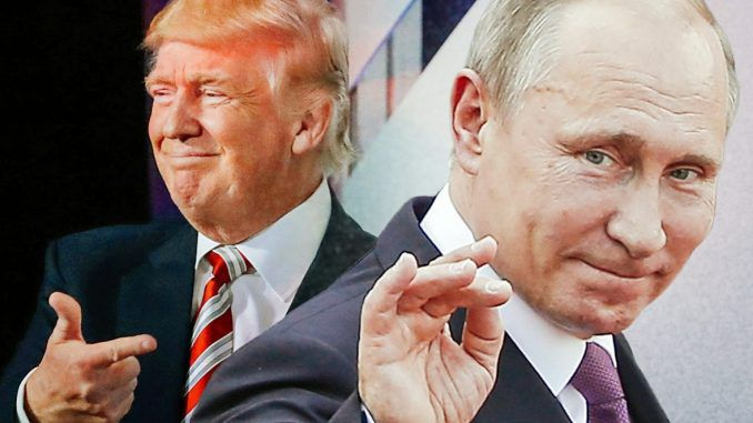 Trump says Putin is right in saying that Hillary Clinton has no dignity
