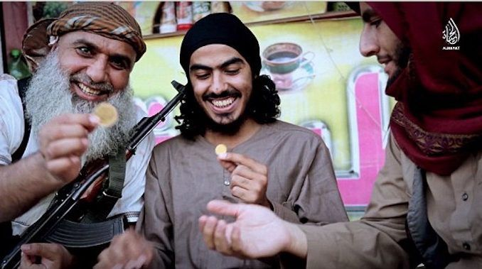 The U.K. government is funding ISIS to the tune of $723 million, according to leaked British government documents.