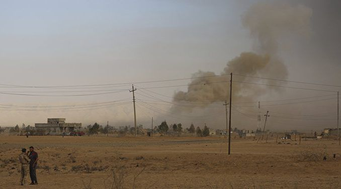 Iraq: US Coalition Strikes Mosul Hospital Used By ISIS