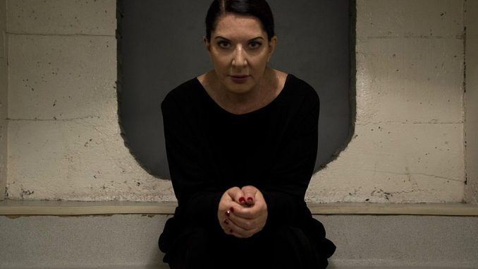 Marina Abramovic related to Rasputin