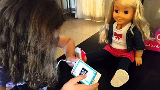 Creepy Cayla doll tells defense contractor everything your child says