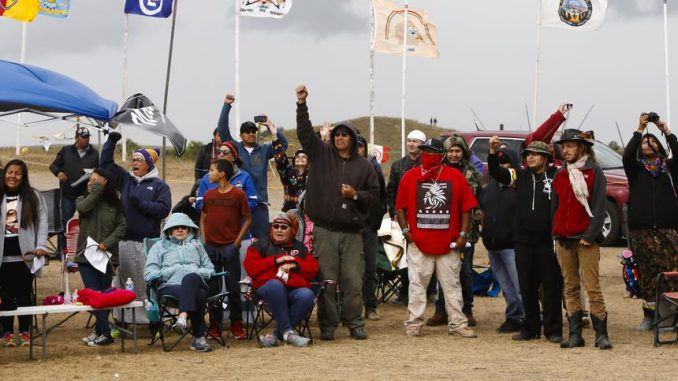 The Dakota Access Pipeline has been stopped in a huge victory for thousands of Native American protestors