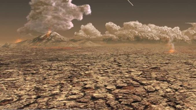 Scientists warn that Earth faces its sixth mass extinction event soon