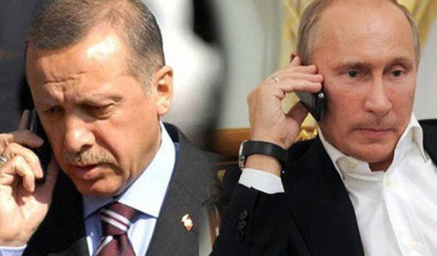 Erdogan Backtracks, Tells Putin Terrorists Are The Only Target In Syria