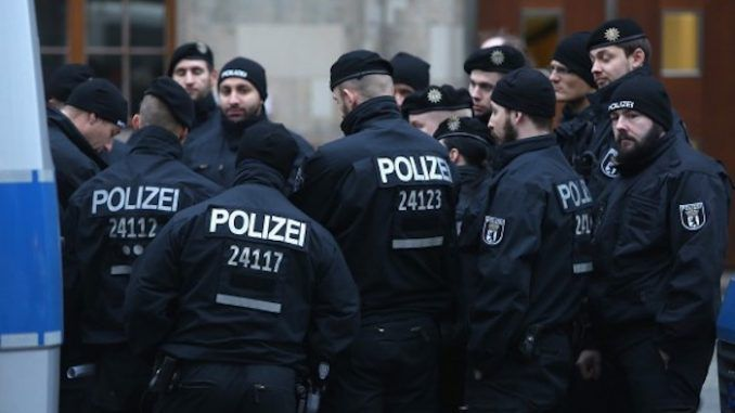 Germany plans mass evacuations on Christmas Day