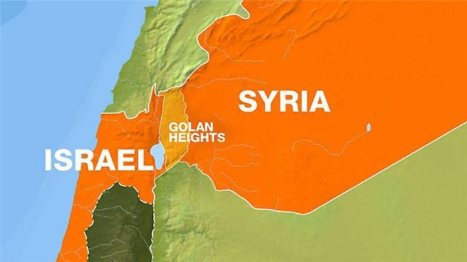 UN Passes Resolution Urging Israel To Leave Syria's Golan Heights